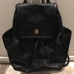 Handbags - Tory Burch back pack in new condition